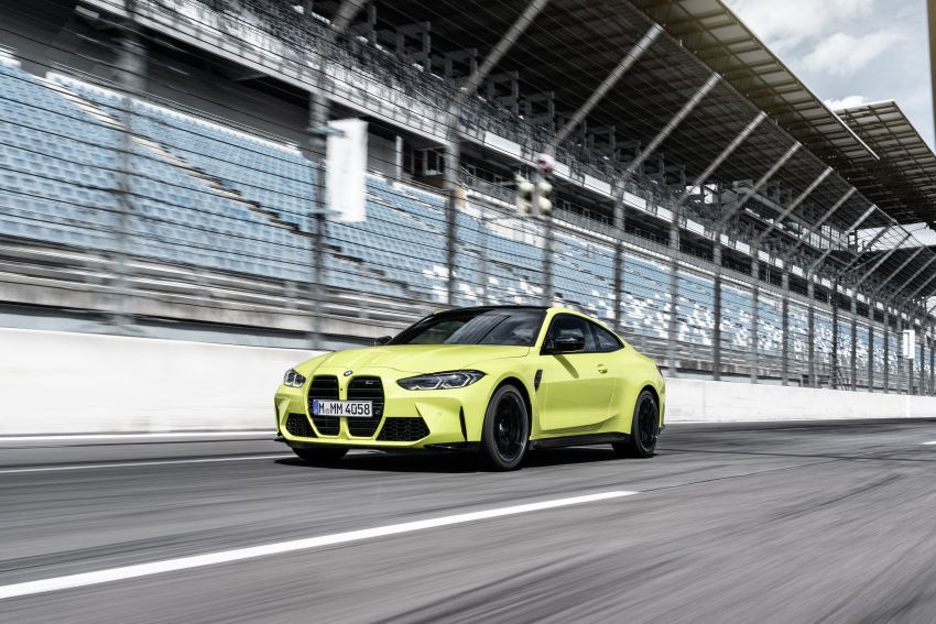 2020 BMW M3 and M4 revealed – G80 and G82 get massive grille, up to 510 PS, optional manual and AWD Image #1181221