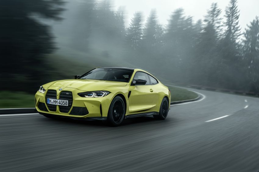 2020 BMW M3 and M4 revealed – G80 and G82 get massive grille, up to 510 PS, optional manual and AWD Image #1181290