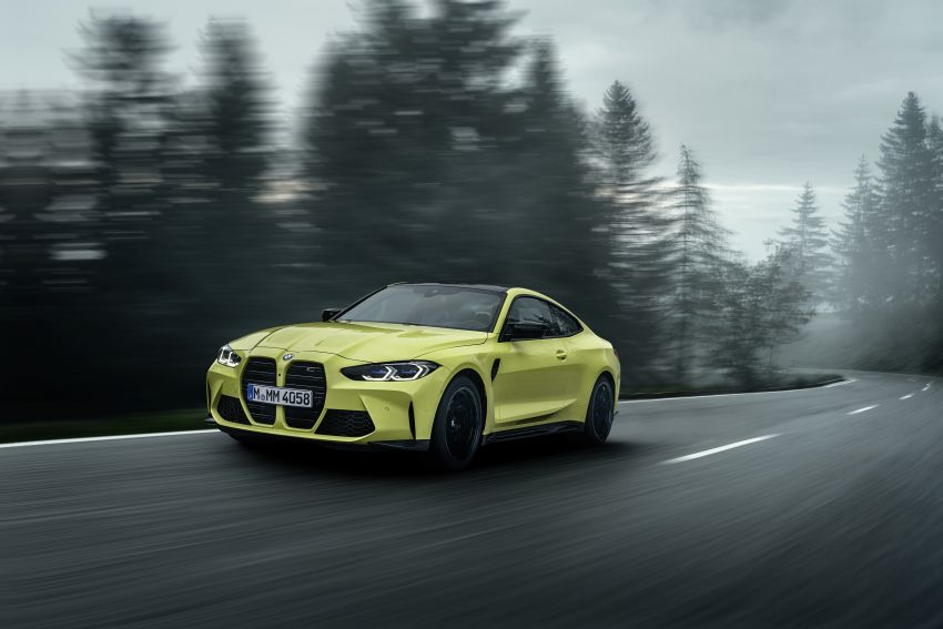 2020 BMW M3 and M4 revealed – G80 and G82 get massive grille, up to 510 PS, optional manual and AWD Image #1181291