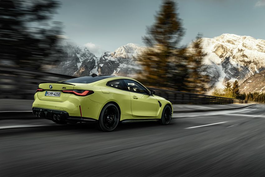 2020 BMW M3 and M4 revealed – G80 and G82 get massive grille, up to 510 PS, optional manual and AWD Image #1181293