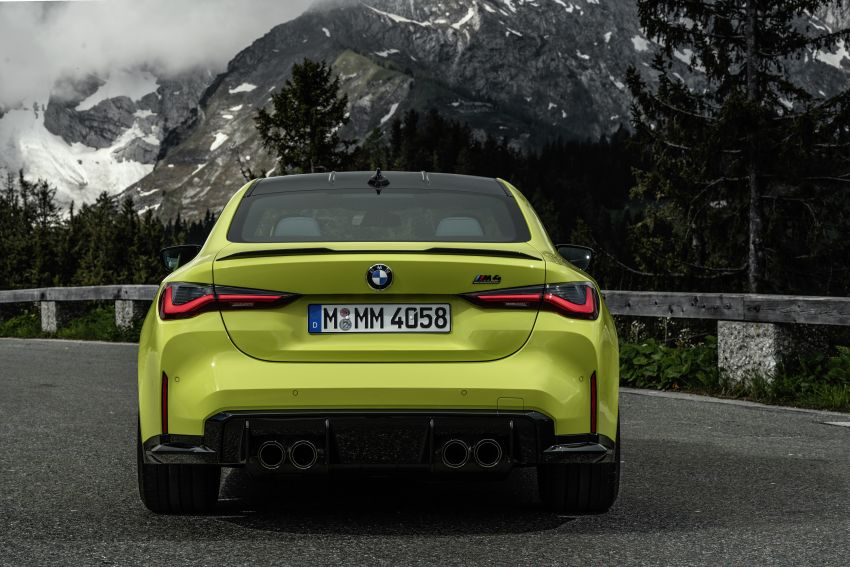 2020 BMW M3 and M4 revealed – G80 and G82 get massive grille, up to 510 PS, optional manual and AWD Image #1181297