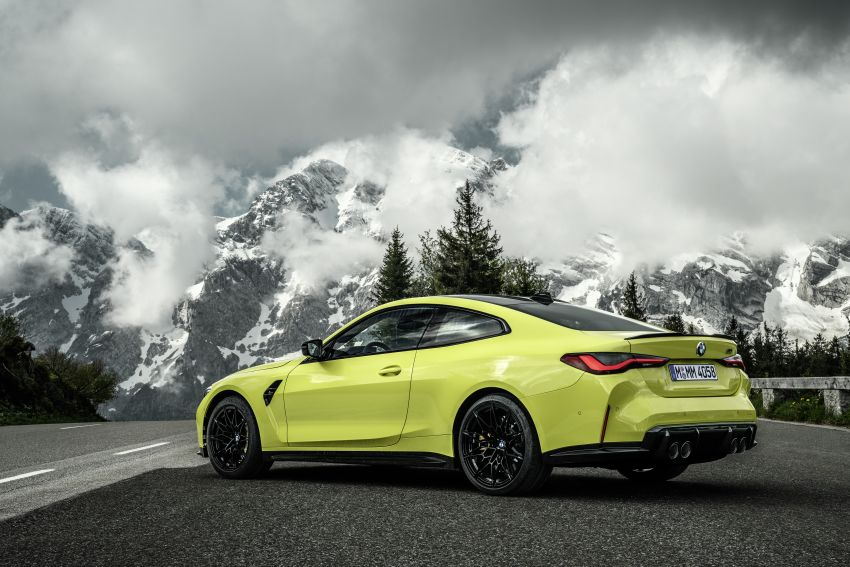 2020 BMW M3 and M4 revealed – G80 and G82 get massive grille, up to 510 PS, optional manual and AWD Image #1181299