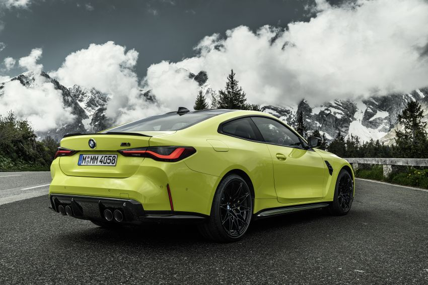 2020 BMW M3 and M4 revealed – G80 and G82 get massive grille, up to 510 PS, optional manual and AWD Image #1181300
