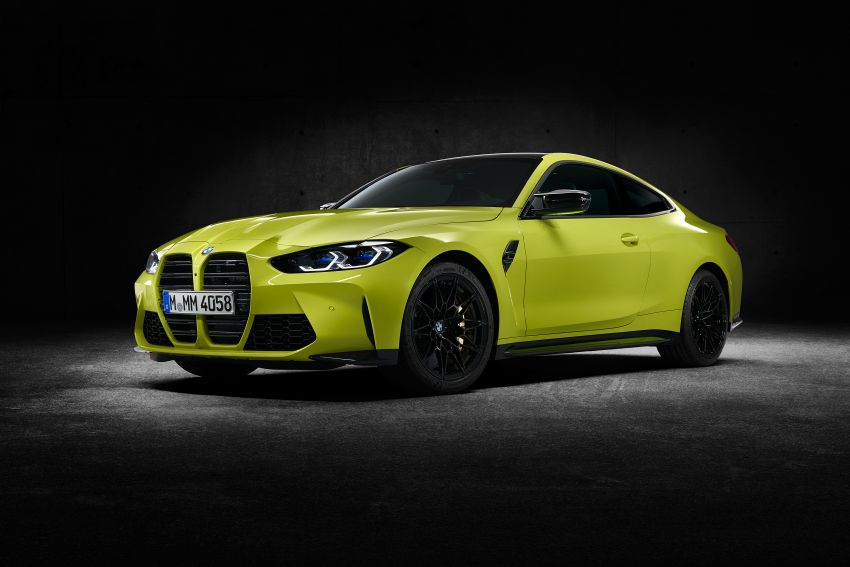 2020 BMW M3 and M4 revealed – G80 and G82 get massive grille, up to 510 PS, optional manual and AWD Image #1181302