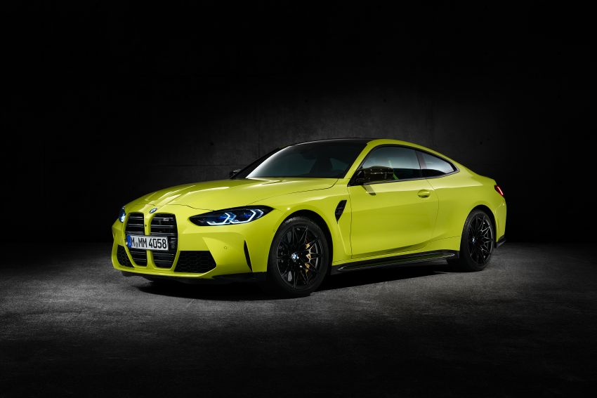 2020 BMW M3 and M4 revealed – G80 and G82 get massive grille, up to 510 PS, optional manual and AWD Image #1181303