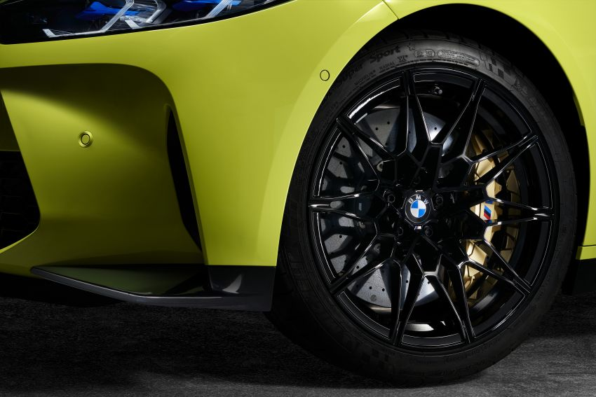 2020 BMW M3 and M4 revealed – G80 and G82 get massive grille, up to 510 PS, optional manual and AWD Image #1181306