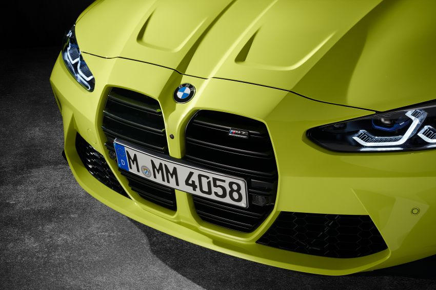 2020 BMW M3 and M4 revealed – G80 and G82 get massive grille, up to 510 PS, optional manual and AWD Image #1181307