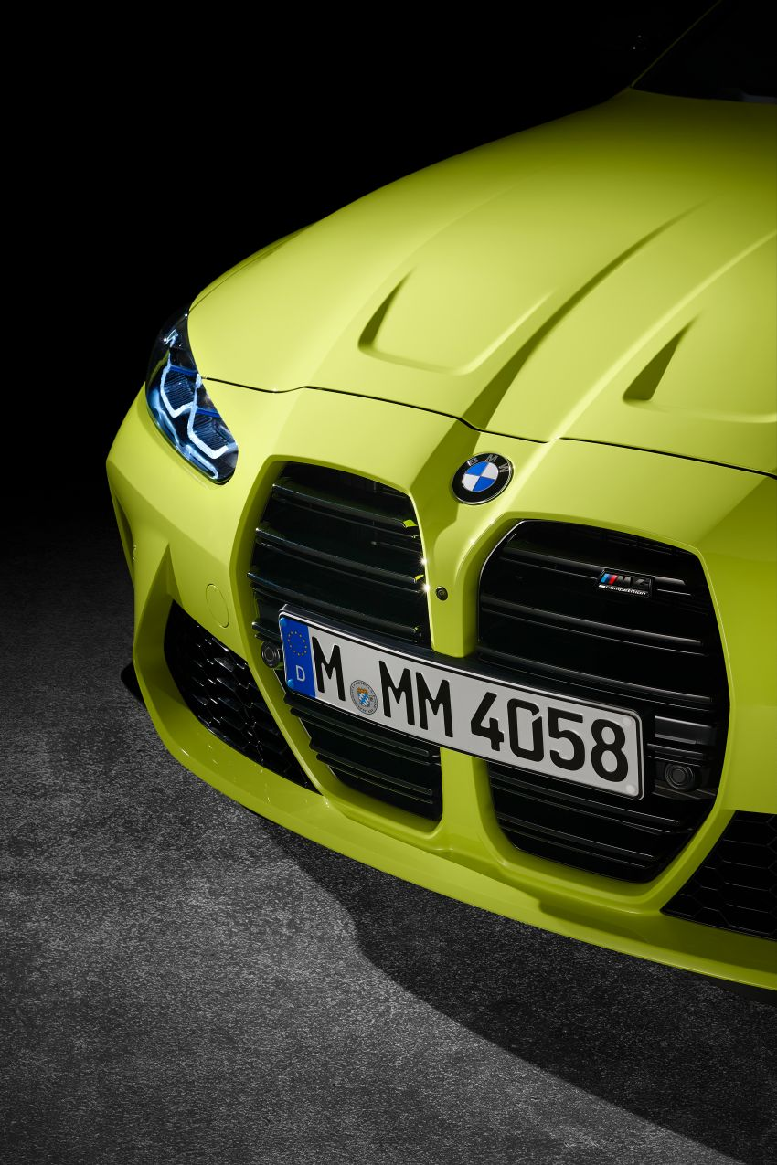 2020 BMW M3 and M4 revealed – G80 and G82 get massive grille, up to 510 PS, optional manual and AWD Image #1181308