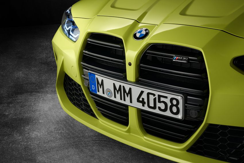 2020 BMW M3 and M4 revealed – G80 and G82 get massive grille, up to 510 PS, optional manual and AWD Image #1181309