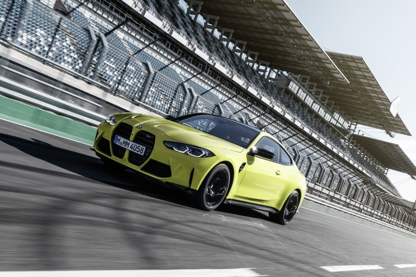 2020 BMW M3 and M4 revealed – G80 and G82 get massive grille, up to 510 PS, optional manual and AWD Image #1181226