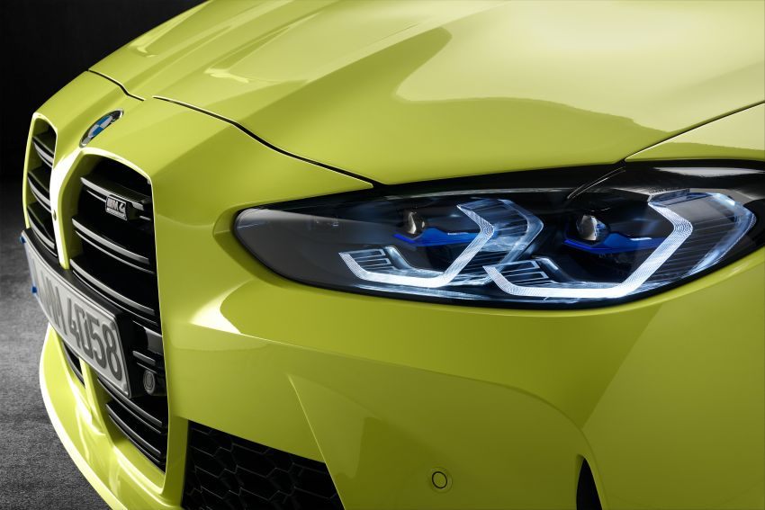 2020 BMW M3 and M4 revealed – G80 and G82 get massive grille, up to 510 PS, optional manual and AWD Image #1181310