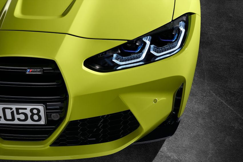 2020 BMW M3 and M4 revealed – G80 and G82 get massive grille, up to 510 PS, optional manual and AWD Image #1181312