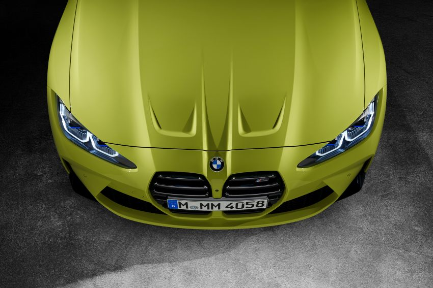 2020 BMW M3 and M4 revealed – G80 and G82 get massive grille, up to 510 PS, optional manual and AWD Image #1181313