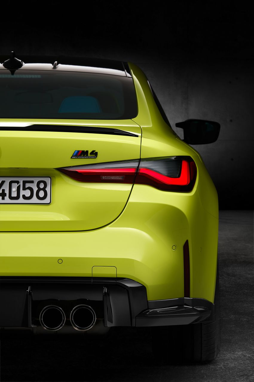 2020 BMW M3 and M4 revealed – G80 and G82 get massive grille, up to 510 PS, optional manual and AWD Image #1181314