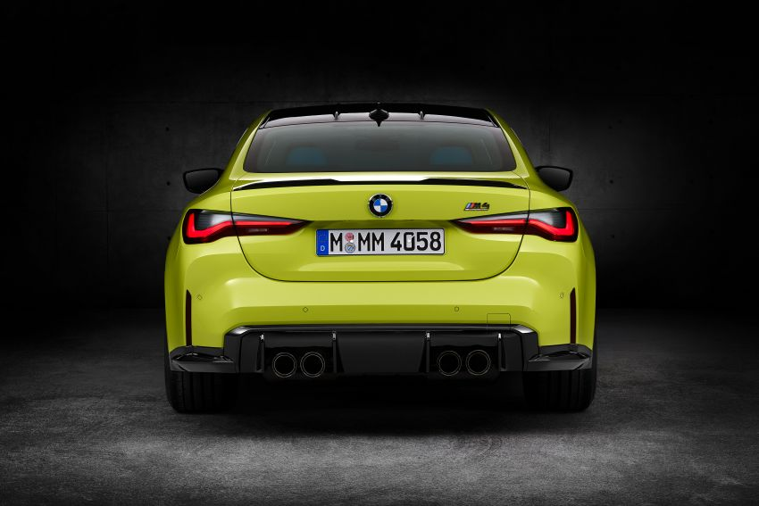 2020 BMW M3 and M4 revealed – G80 and G82 get massive grille, up to 510 PS, optional manual and AWD Image #1181319