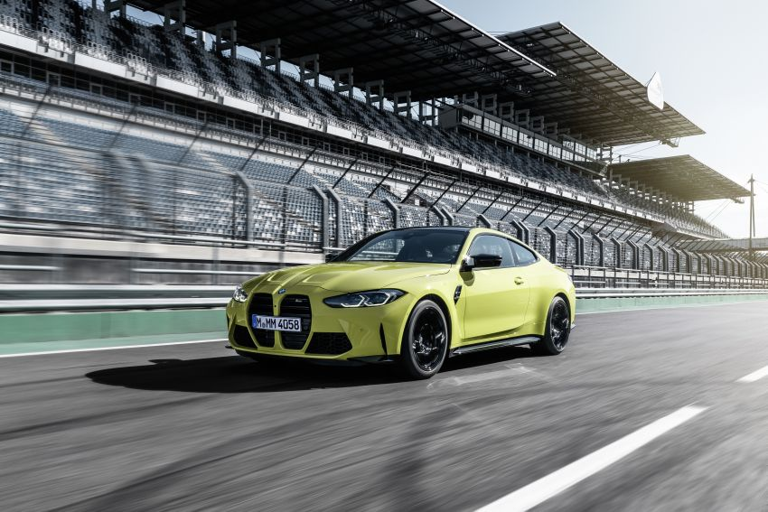 2020 BMW M3 and M4 revealed – G80 and G82 get massive grille, up to 510 PS, optional manual and AWD Image #1181227