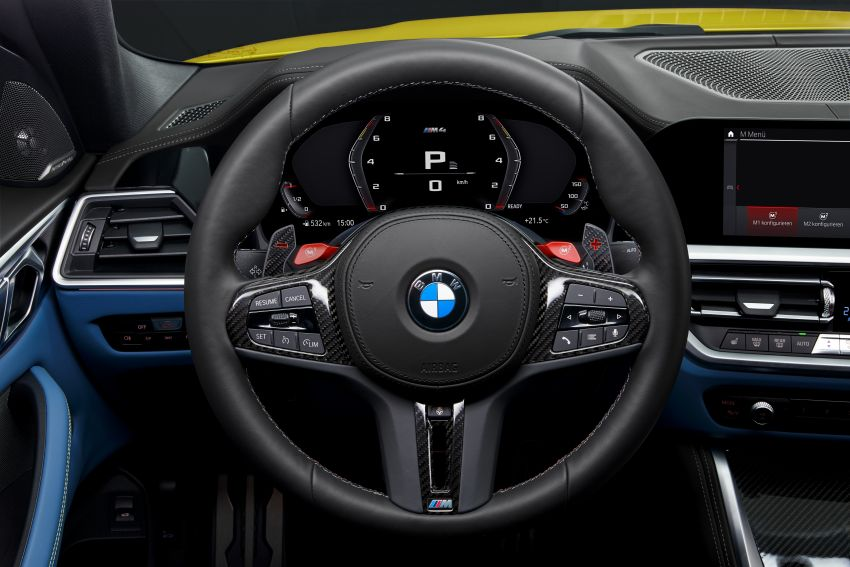2020 BMW M3 and M4 revealed – G80 and G82 get massive grille, up to 510 PS, optional manual and AWD Image #1181323