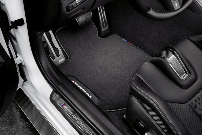 G80 BMW M3, G82 BMW M4 get M Performance parts Image #1181848
