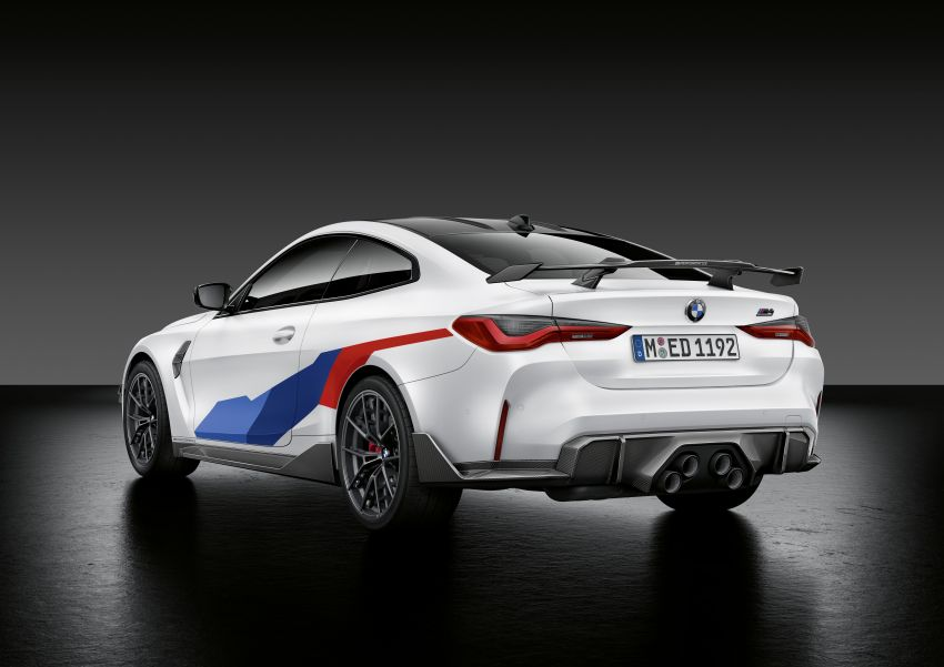 G80 BMW M3, G82 BMW M4 get M Performance parts Image #1181839