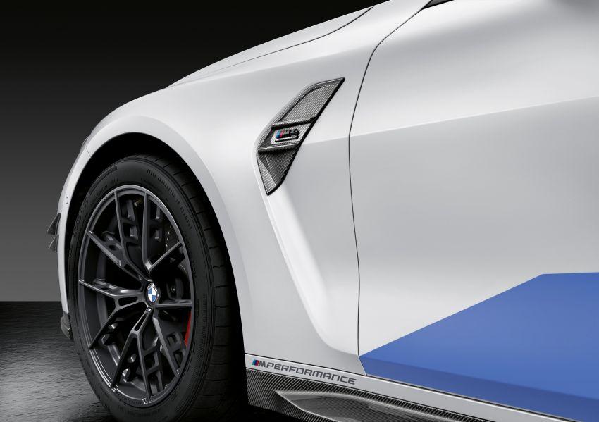 G80 BMW M3, G82 BMW M4 get M Performance parts Image #1181843