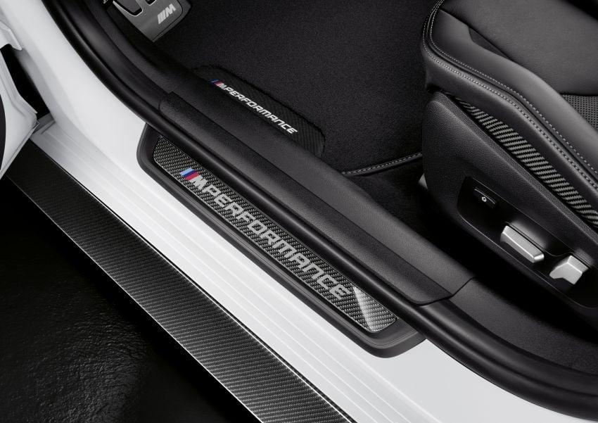 G80 BMW M3, G82 BMW M4 get M Performance parts Image #1181847