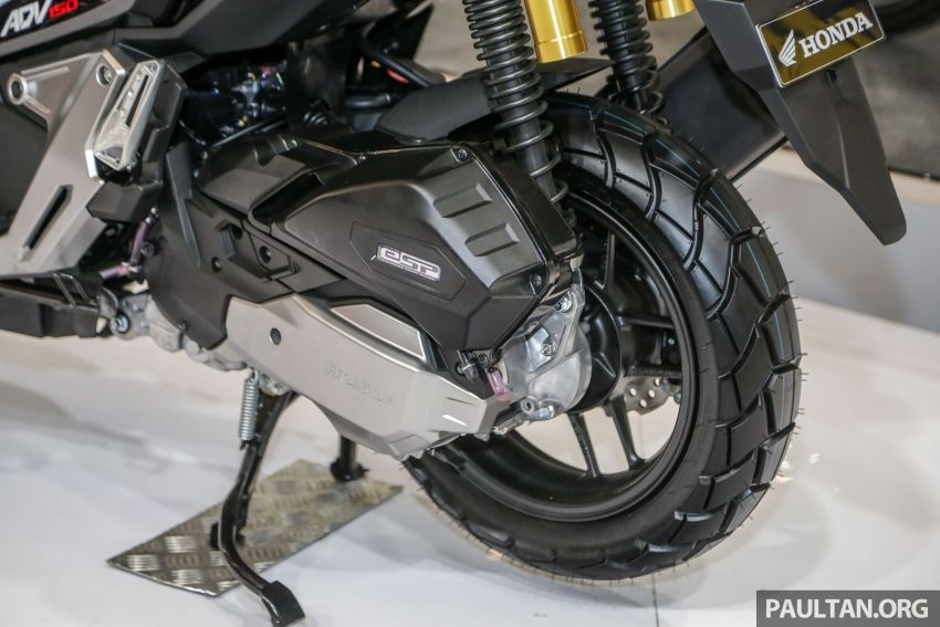 2020 Honda ADV150 confirmed for Malaysia launch Image #1176974