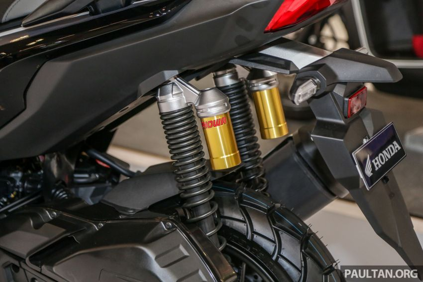 2020 Honda ADV150 confirmed for Malaysia launch Image #1176975