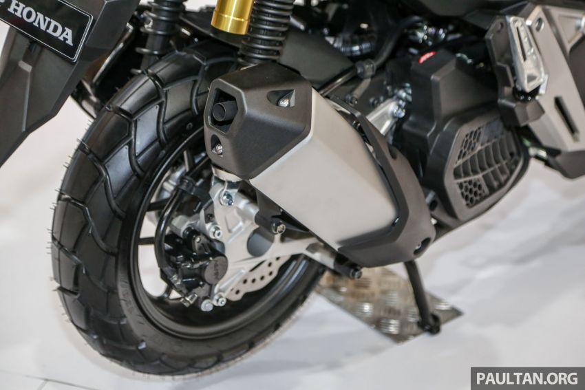 2020 Honda ADV150 confirmed for Malaysia launch Image #1176978