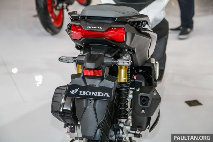 2020 Honda ADV150 confirmed for Malaysia launch Image #1176979