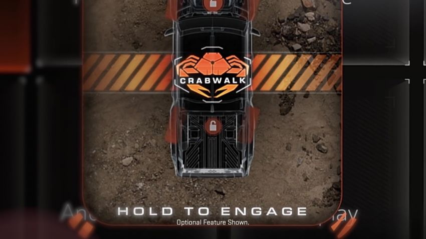 GMC Hummer EV to officially debut on October 20 – new teaser shows Crab Walk function in operation Image #1177312
