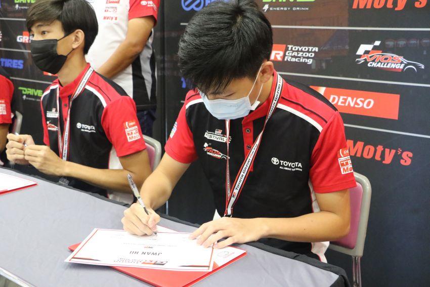 Toyota Gazoo Racing Young Talent Development Program finds, nurtures M'sian motorsport prospects Image #1181722