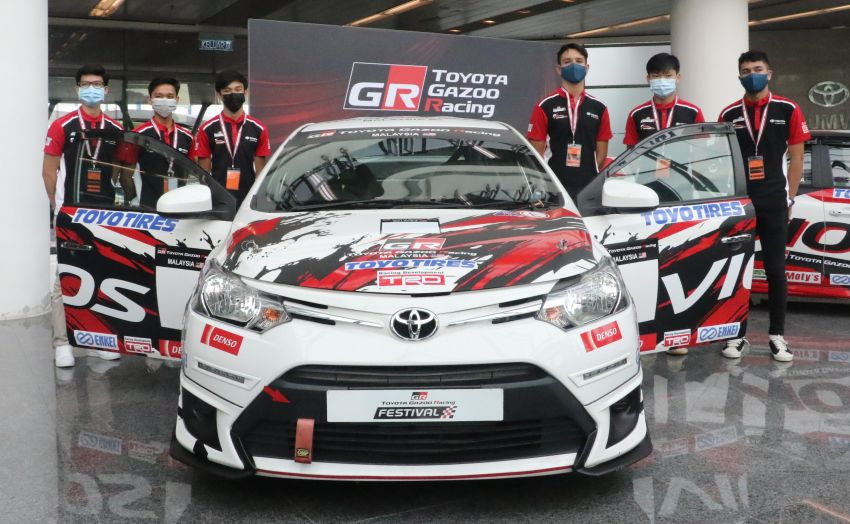 Toyota Gazoo Racing Young Talent Development Program finds, nurtures M'sian motorsport prospects Image #1181728