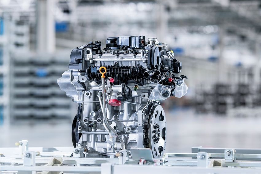 Proton X50 – 1.5T PFI port-injection three-cylinder turbo engine will be used on future Proton models Image #1186165