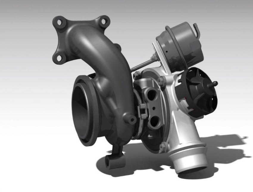 Proton X50 – Volvo dan Geely jelaskan mengapa mereka hasilkan enjin lebih kecil dengan 3-silinder Image #1182336