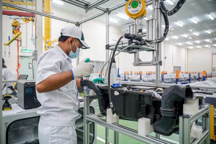 2020 Honda City: CKD production in full swing, Melaka factories upgraded to be on par with Honda Japan Image #1182810