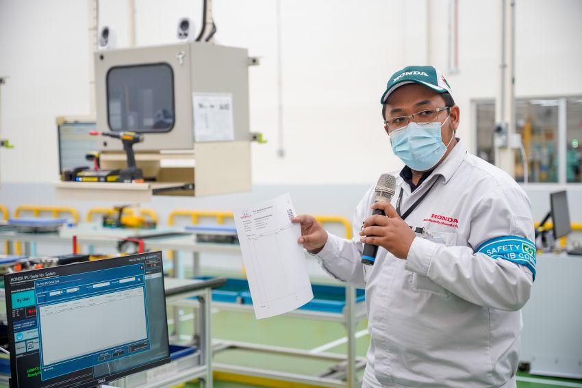 2020 Honda City: CKD production in full swing, Melaka factories upgraded to be on par with Honda Japan Image #1182802