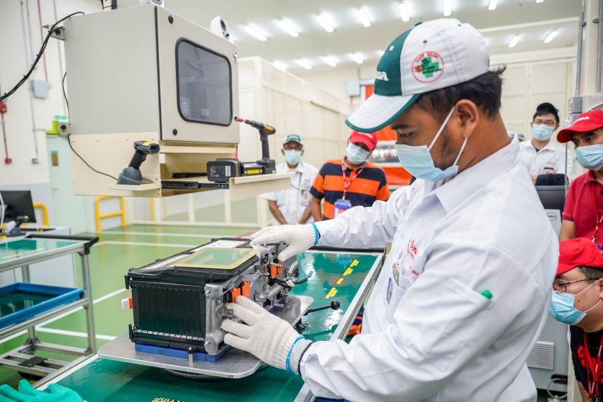 2020 Honda City: CKD production in full swing, Melaka factories upgraded to be on par with Honda Japan Image #1182804