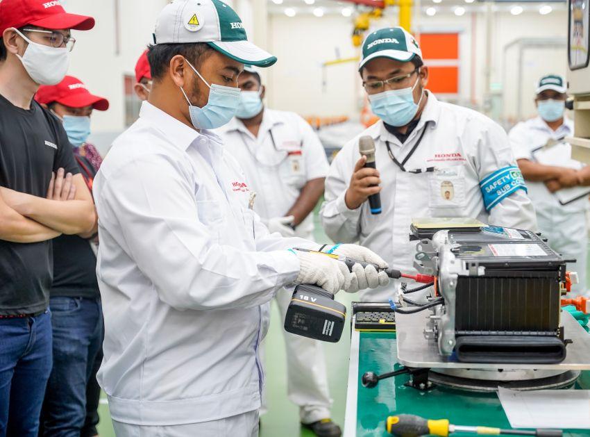2020 Honda City: CKD production in full swing, Melaka factories upgraded to be on par with Honda Japan Image #1182806