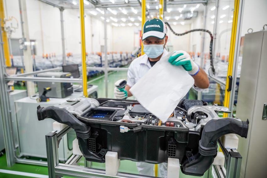 2020 Honda City: CKD production in full swing, Melaka factories upgraded to be on par with Honda Japan Image #1182809