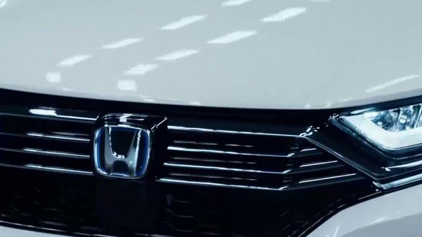 Honda CR-V PHEV revealed for China at 2020 Beijing Motor Show – dual-motor, Sport Hybrid i-MMD system Image #1184304