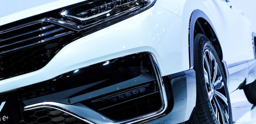 Honda CR-V PHEV revealed for China at 2020 Beijing Motor Show – dual-motor, Sport Hybrid i-MMD system Image #1184295
