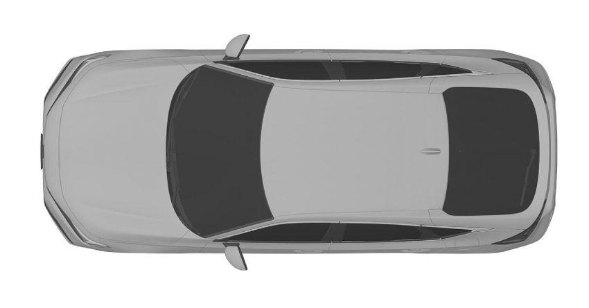 Eleventh-generation Honda Civic design revealed in patent images – sedan and hatchback versions seen Image #1185463