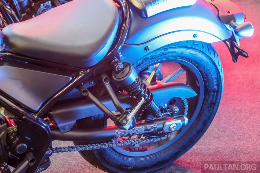 2020 Honda Rebel now on sale in Malaysia – RM32,899 Image #1170178