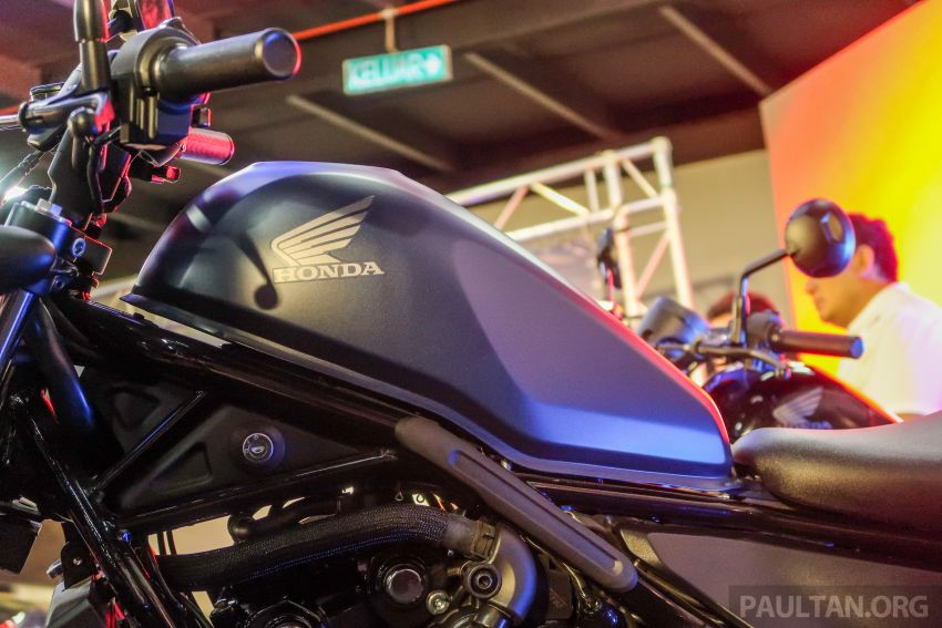 2020 Honda Rebel now on sale in Malaysia – RM32,899 Image #1170180