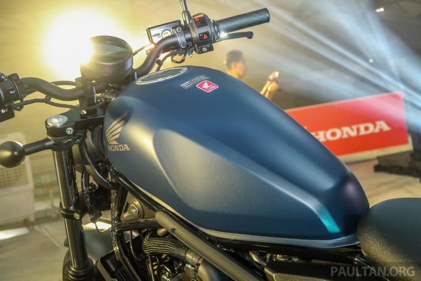 2020 Honda Rebel now on sale in Malaysia – RM32,899 Image #1170181