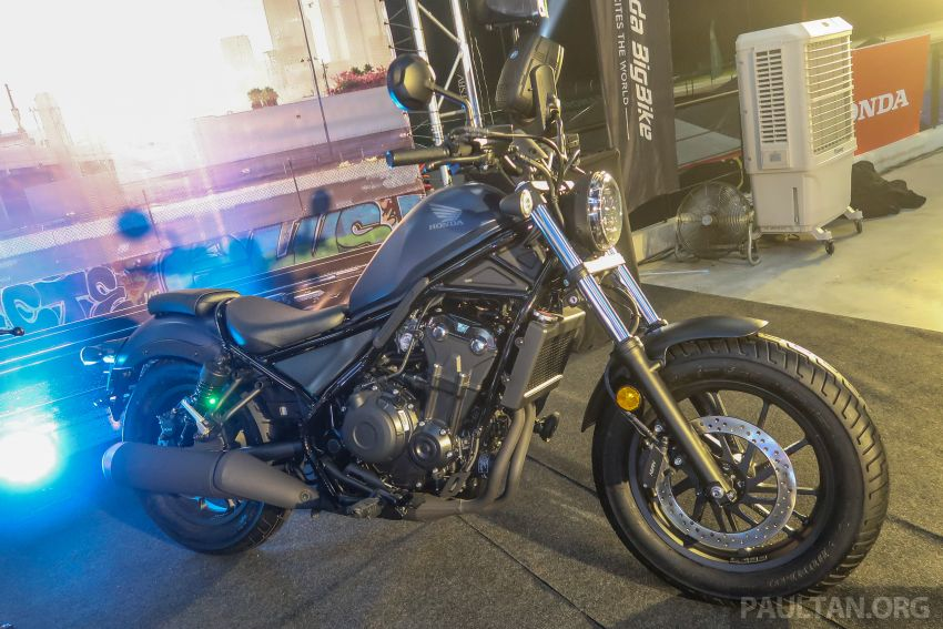 2020 Honda Rebel now on sale in Malaysia – RM32,899 Image #1170163