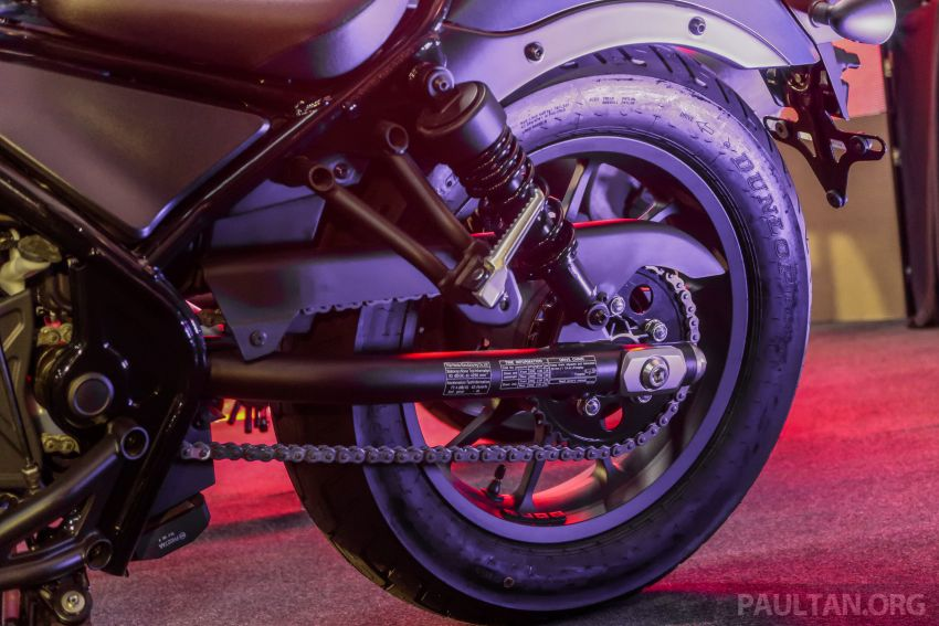 2020 Honda Rebel now on sale in Malaysia – RM32,899 Image #1170184