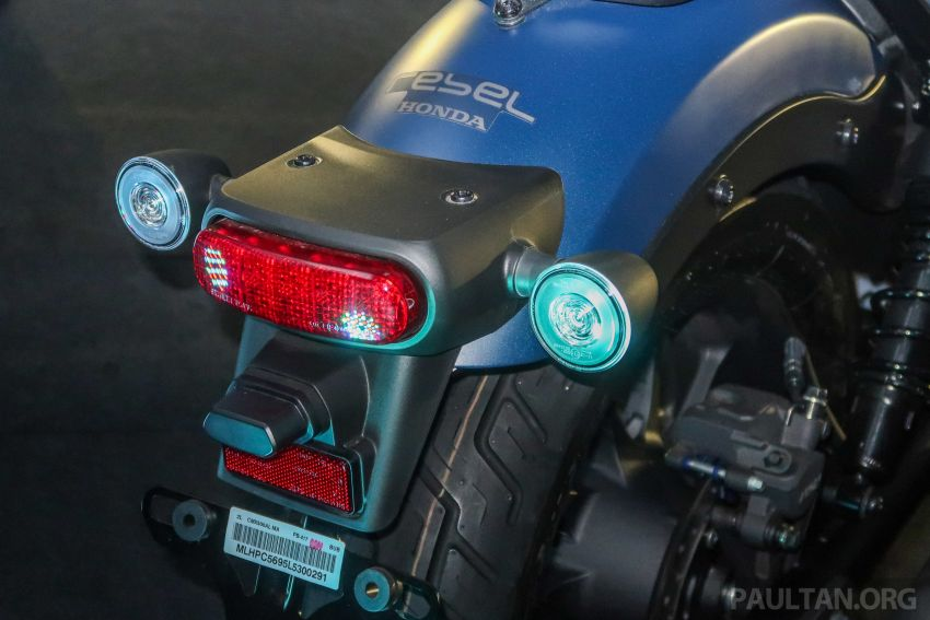 2020 Honda Rebel now on sale in Malaysia – RM32,899 Image #1170185