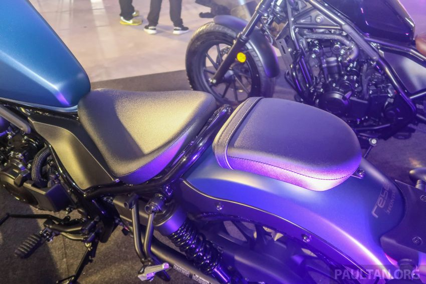 2020 Honda Rebel now on sale in Malaysia – RM32,899 Image #1170186