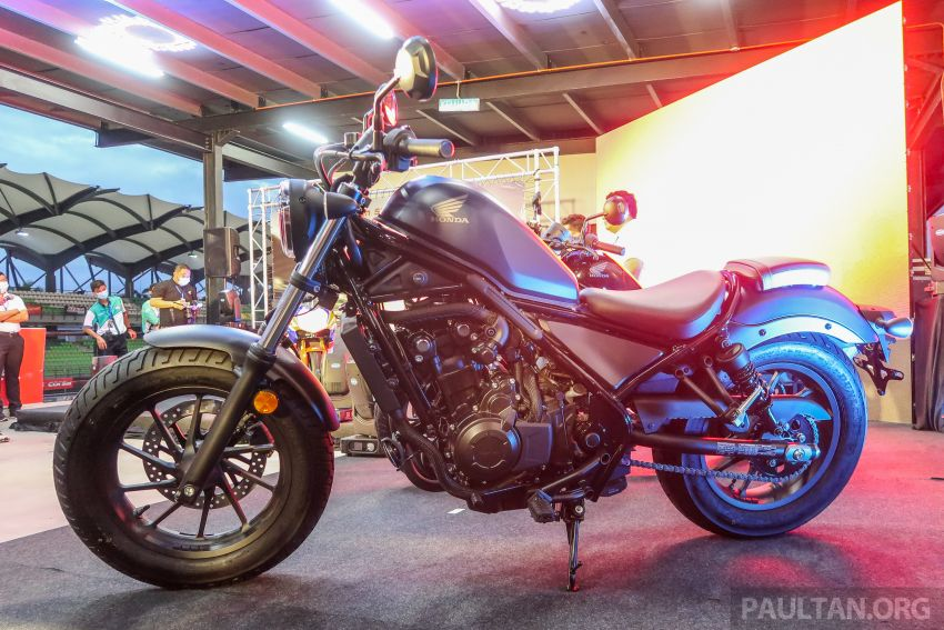 2020 Honda Rebel now on sale in Malaysia – RM32,899 Image #1170165